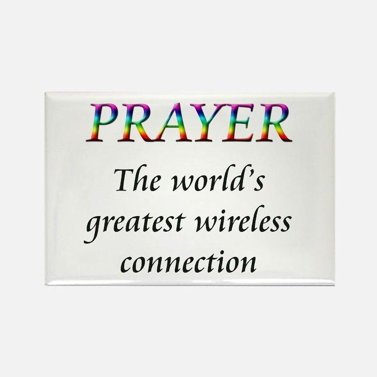 Cute Religion beliefs Rectangle Magnet