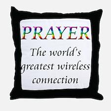 Cool Boondock saints prayer Throw Pillow