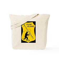 Plum Island Surfcasters Tote Bag