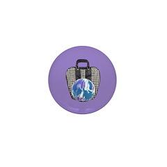 Bowling Mini Button (100 pack)