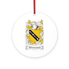 Weymouth Ornament (Round)