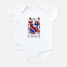 Weyland Infant Bodysuit