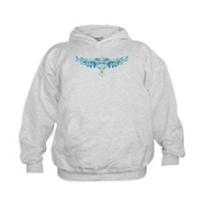 Unique Flying eagle Hoodie