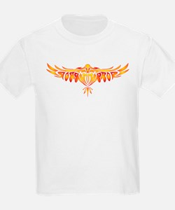 Cute Bird tattoo T-Shirt