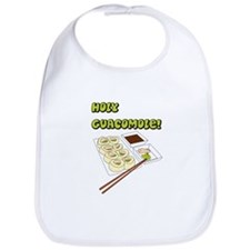 Not Guacomole Bib