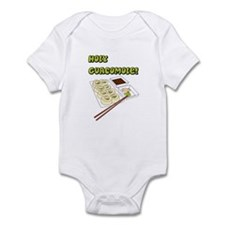 Not Guacomole Infant Bodysuit