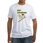 Not Guacomole Fitted T-Shirt