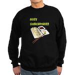 Not Guacomole Sweatshirt (dark)
