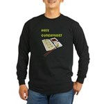 Not Guacomole Long Sleeve Dark T-Shirt