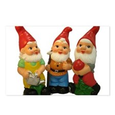 Gnome Gang Postcards (Package of 8)