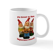 Important Friends! Mug
