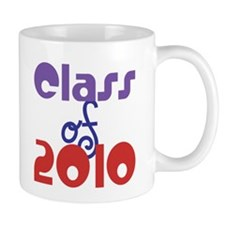 Class OF 2010 Mug (design on front and back)