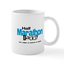 Half Marathon Daddy Peace Qui Mug