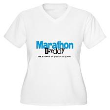 Marathon Daddy Peace Quiet T-Shirt