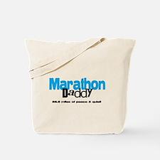 Marathon Daddy Peace Quiet Tote Bag