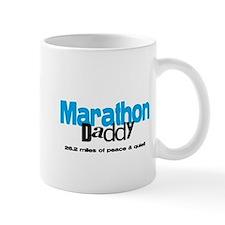 Marathon Daddy Peace Quiet Mug