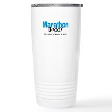 Marathon Daddy Peace Quiet Travel Mug