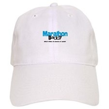 Marathon Daddy Peace Quiet Baseball Cap