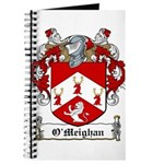 O'Meighan Family Crest Journal