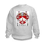 O'Meighan Family Crest Kids Sweatshirt