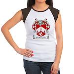 O'Meighan Family Crest Women's Cap Sleeve T-Shirt
