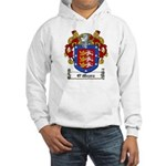 O'Meara Family Crest Hooded Sweatshirt