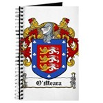 O'Meara Family Crest Journal