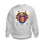 O'Meara Family Crest Kids Sweatshirt