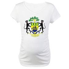Gabon Coat of Arms Emblem Shirt