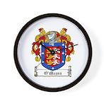 O'Meara Family Crest Wall Clock