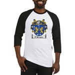 O'Meagher Family Crest Baseball Jersey
