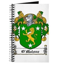 O'Malone Coat of Arms Journal