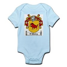 O'Malley Coat of Arms Infant Creeper