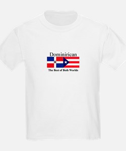 Dominirican Kids T-Shirt