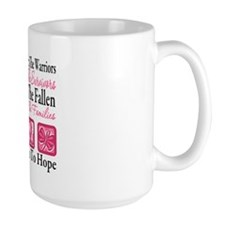 Breast Cancer StandUp Mug
