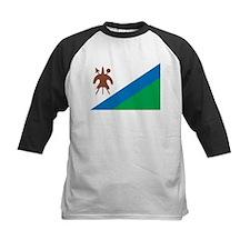 Lesotho Flag Tee