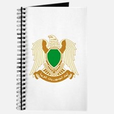 Libya Coat of Arms Emblem Journal