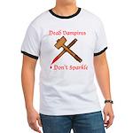 Dead Vampires Ringer T