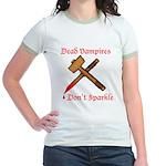 Dead Vampires Jr. Ringer T-Shirt
