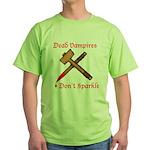 Dead Vampires Green T-Shirt