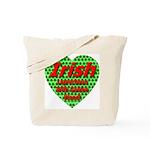 Irish Leprechaun With Golden Tote Bag