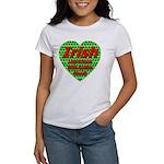 Irish Leprechaun With Golden Women's T-Shirt