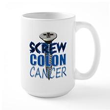 Screw Colon Cancer Mug