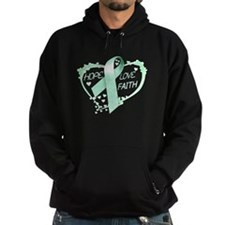 Hope Love Faith Hoody
