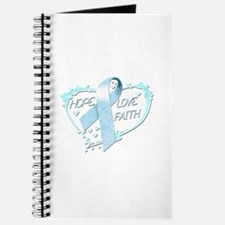 Hope Love Faith Journal