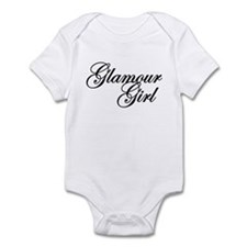 Glamour Girl Infant Creeper