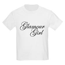 Glamour Girl Kids T-Shirt