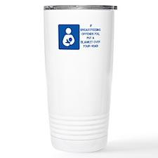 Breastfeeding Lactivist Travel Mug