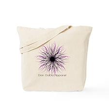 Fleur Trou Noir II Tote Bag