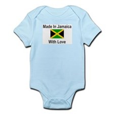Made in Jamaica with Love Infant Bodysuit